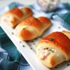 Smoked Salmon and Cream Cheese Crescent Rolls